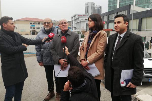 HDP'nin kapatılması için resmen başvuru yapıldı