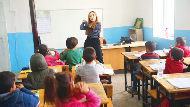 Doğu'da görev yapacak öğretmenlere çifte müjde