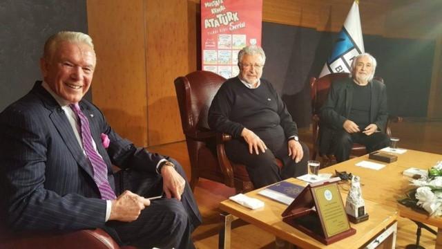 İşte Metin Akpınar ile Müjdat Gezen'in Halk Arenası'ndaki tüm açıklamaları
