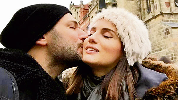 Prag'da aşk başkadır !
