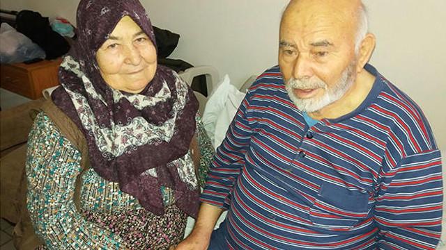 Soba faciası ! Yaşlı çifti ölüm ayırdı