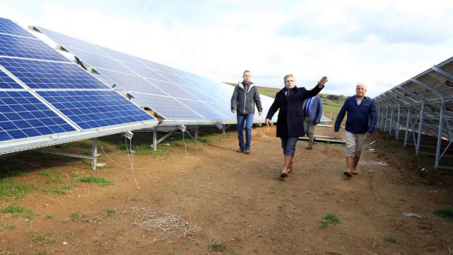 Bandırma'da Dursun Mirza farkı: Kendi enerjisini kendi üreten belediye
