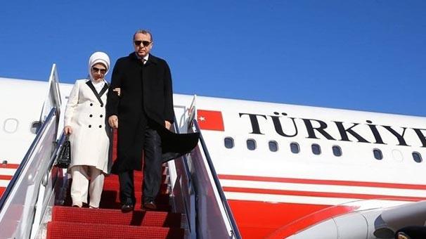 Erdoğan 142 bin km yol yaptı
