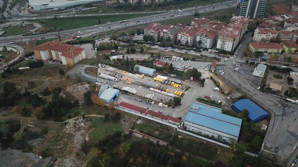 İBB, Üsküdar'daki araziyi 550 milyon liraya sattı