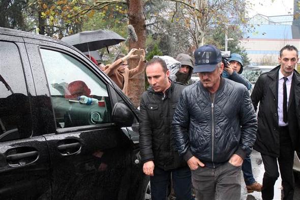 Ünlü oyuncu Kaşıkçı cinayeti için İstanbul'da
