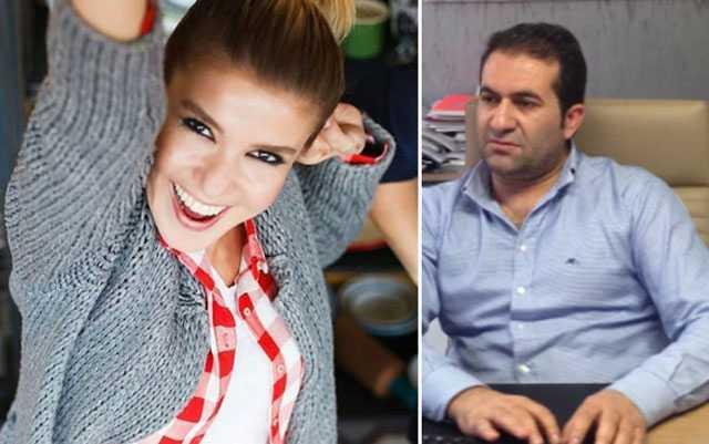 Gülben Ergen'in yeni sevgilisi Örfi Bilgin mi?