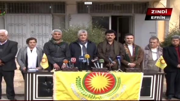 Barzani akıllanmıyor ! Teröre açık destek
