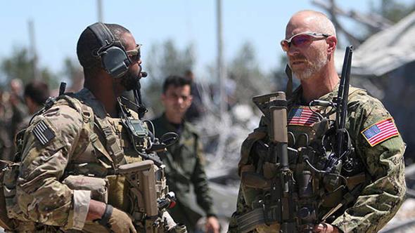 ABD'den terör ordusu ! Patlayıcı uzmanı bile var