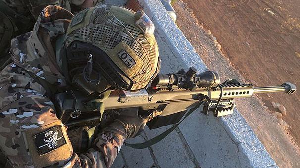 TSK'nın en seçkin birlikleri Afrin'de !