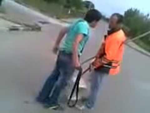 ''Oğlum bak git'' videosundaki çocuk ortaya çıktı