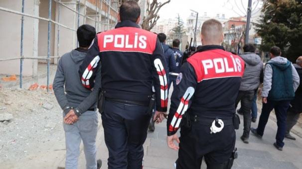 Yıllık hacmi 50 milyar TL.... 623 kişi gözaltına alındı