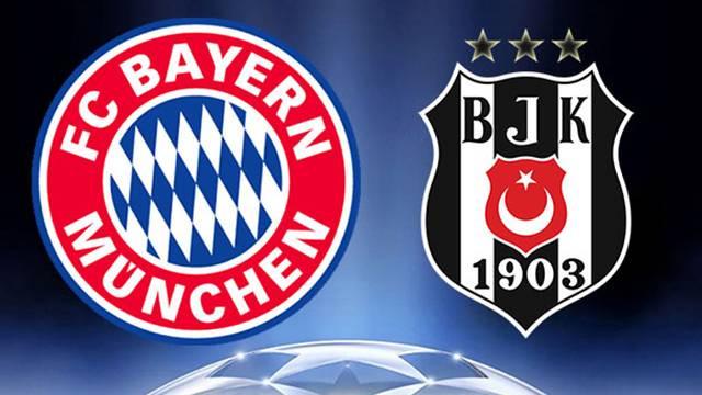 Bayern Münih - Beşiktaş maçının bahis oranları açıklandı