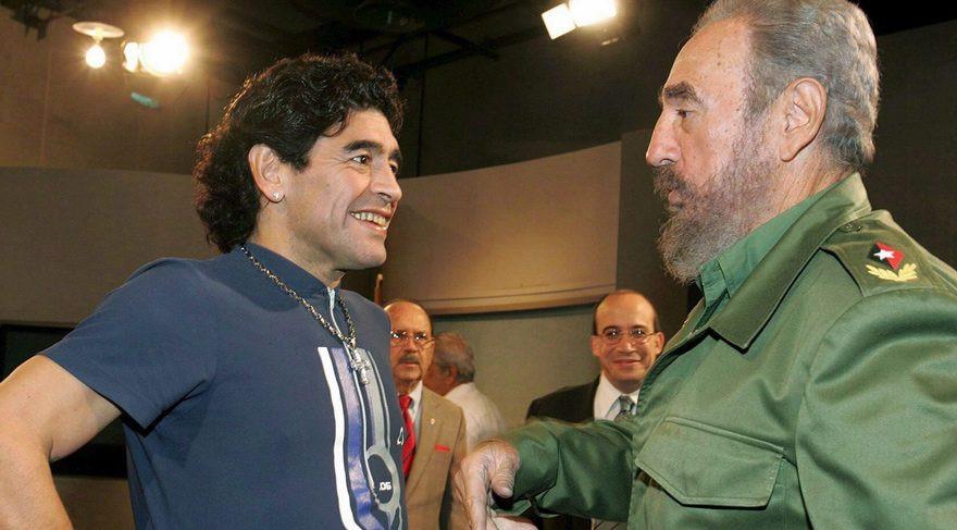 Trump'a 'kukla' diyen Maradona'ya vize yok
