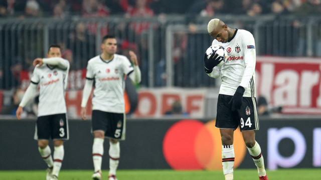 Bayern Münih - Beşiktaş: 5-0