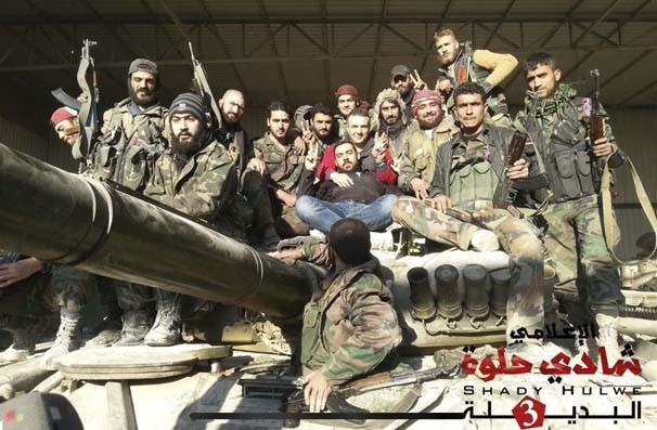 ''Esad güçleri Afrin'e girdi'' diyen muhabir bakın kim çıktı !