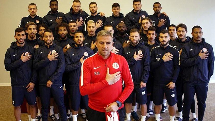 Antalyaspor'dan Afrin desteği !