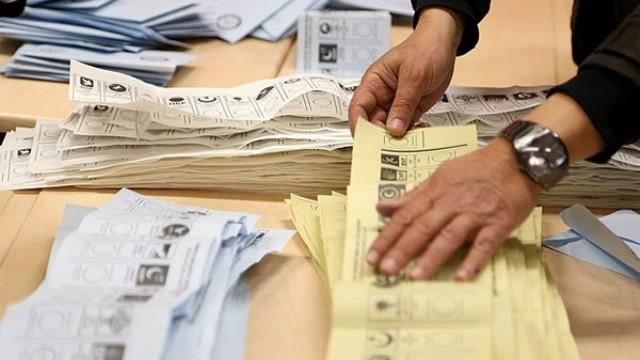 İttifaklı seçimde 'oy  sayımı' için yeni yazılım