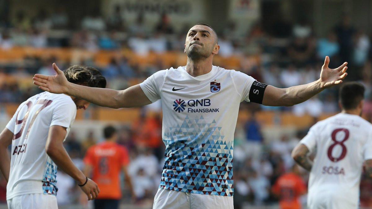 Alanyaspor - Trabzonspor: 1-2