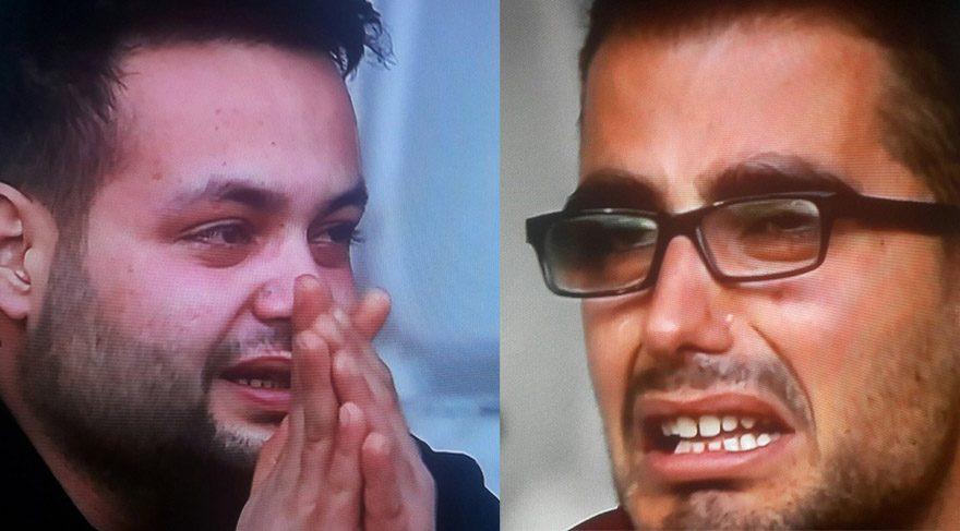 Maç sonrası duygu dolu anlar ! Böyle ağladılar...