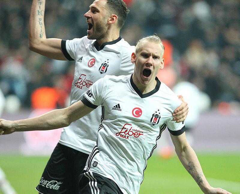 Beşiktaş - Fenerbahçe maçının özel anları !