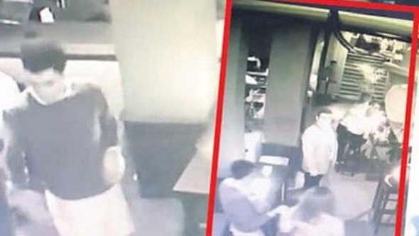 İstanbul'da ünlü gece kulübündeki tecavüz girişimi görüntüleri