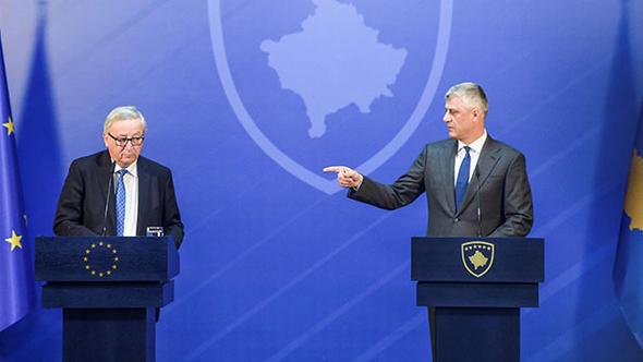 AB'den Kosova'ya ''vize'' şartı: ''Sınırınızı belirleyin''