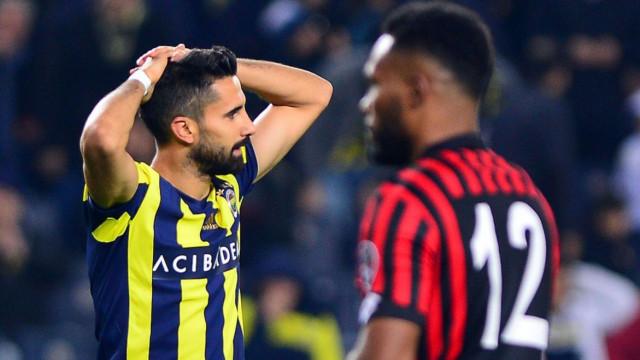 Fenerbahçe'ye evinde Gençler darbesi !