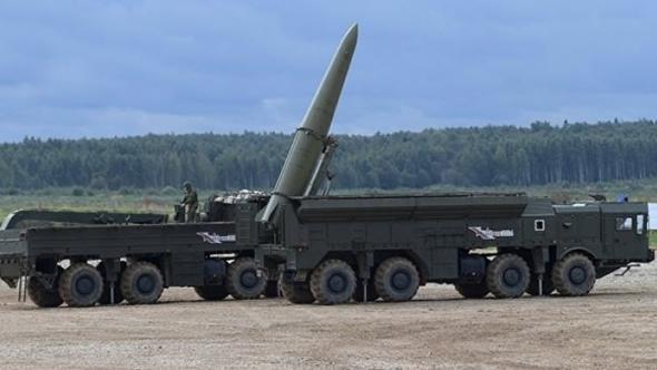 Rusya'dan olay yaratacak adım ! İskender füzeleri yerleştirildi