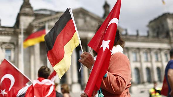Almanya'da Türkiye detayı