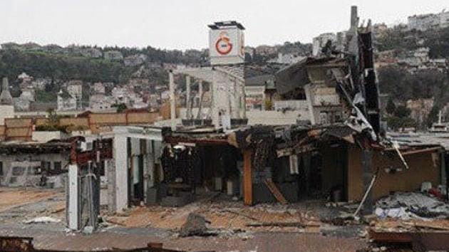 Galatasaray adası çöp adaya dönüştü !
