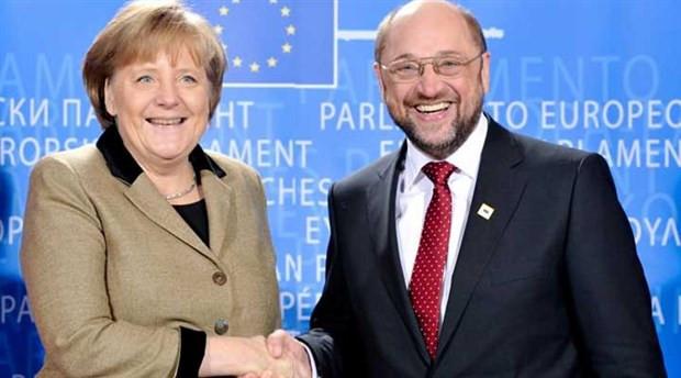 Almanya'da koalisyon kuruldu