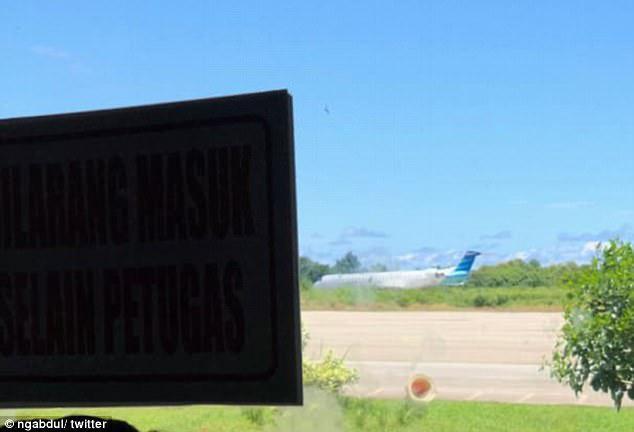 Uçağı vurdurarak çalıştırdılar!