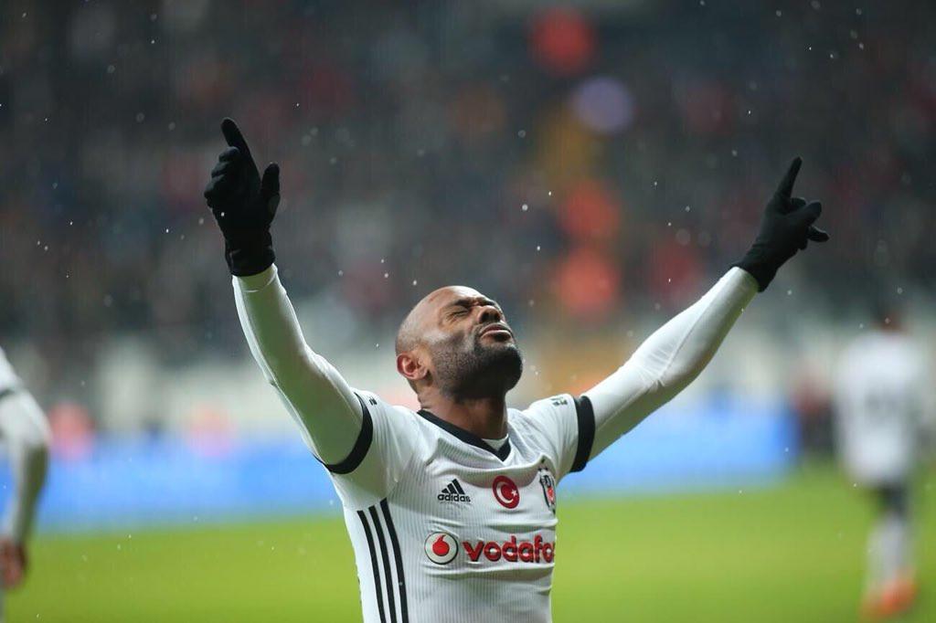 Beşiktaş evinde çok rahat