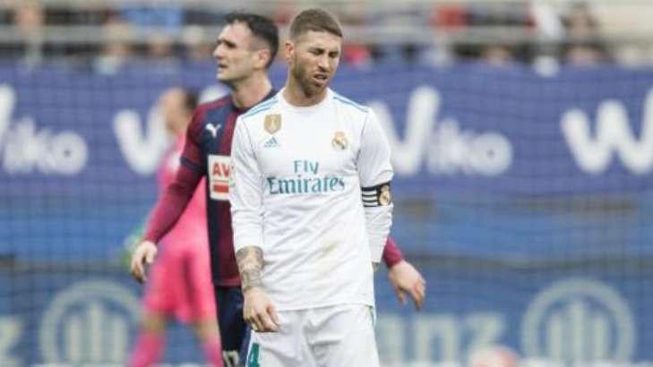 Sergio Ramos'tan şaşırtan hareket ! Geri geldi...