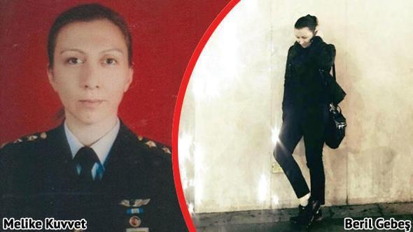 Düşen Türk jetinin pilotunun son sözleri