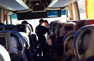 Yolcu otobüsünde muavinden 10 yaşındaki kıza iğrenç taciz