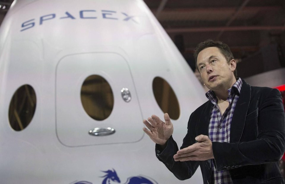 Elon Musk ''Mars'' için tarih verdi