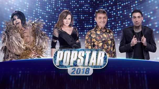 Popstar 2018 reyting sonuçları