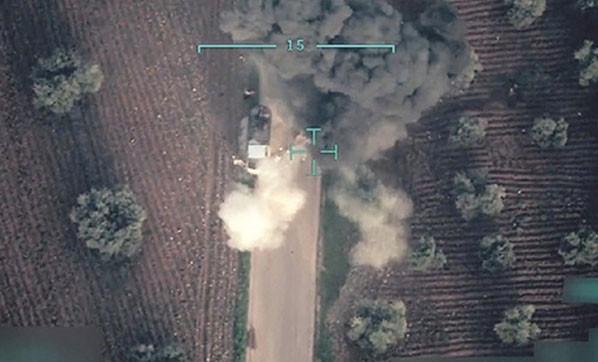 Afrin'de yakalanarak Türkiye'ye getirildi
