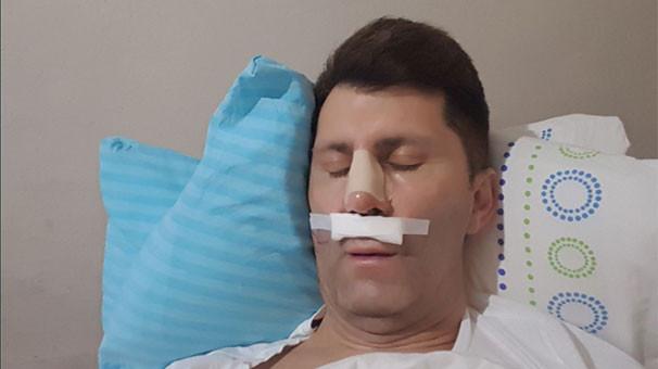 Ünlü oyuncu ameliyat oldu