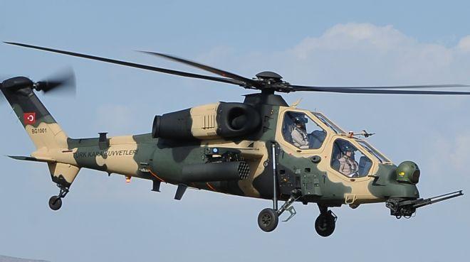 Helikopter korumasına yerli üretici emanet