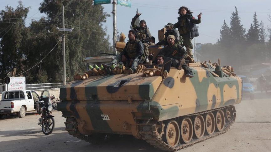 Afrin'den sonra gözler şimdi oraya çevrildi