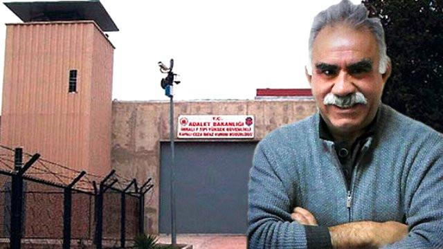 FETÖ üyesi İmralı'da Öcalan'la görüşmüş