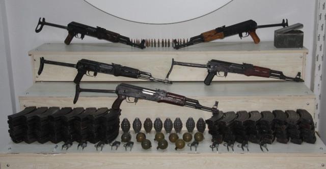 Teröristlerin polis merkezlerine saldırı planı suya düştü