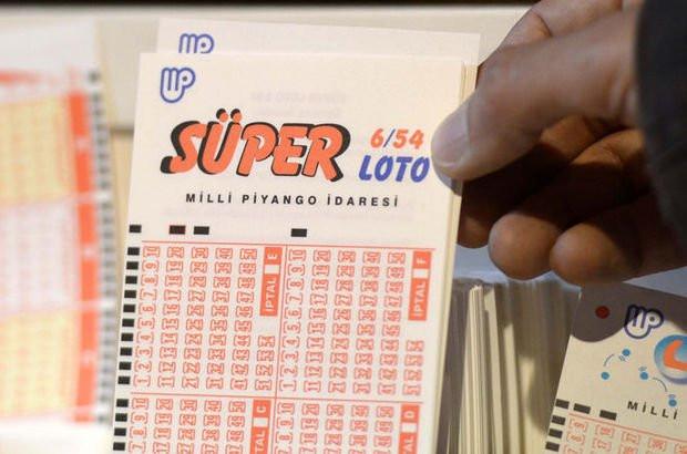 Süper Loto sonuçları açıklandı ! İşte şanslı numaralar