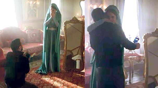 Alişan'dan sürpriz evlenme teklifi