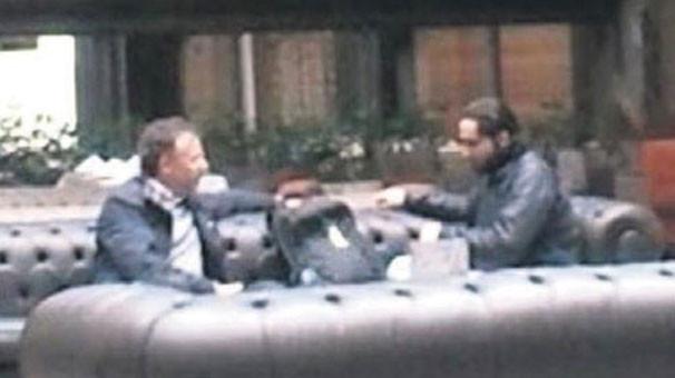 Hollandalı Afrin casusu suçüstü yakalandı