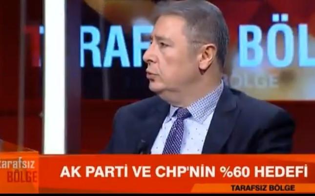 İbrahim Uslu: ''İlk turda %60 hayal''