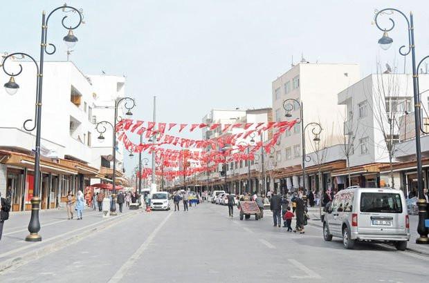 Diyarbakır'ın Sur ilçesine 2 milyar TL