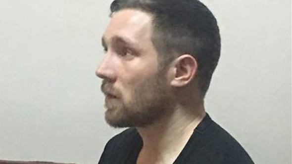 Suriye sınırında yakalanan Alman itiraf etti